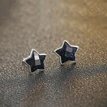 silver earring MLE471