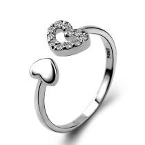 silver ring MLK29