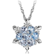 silver pendant  130829