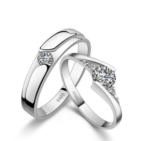 silver ring MLK3c