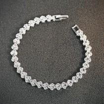 silver bracelet MLL198