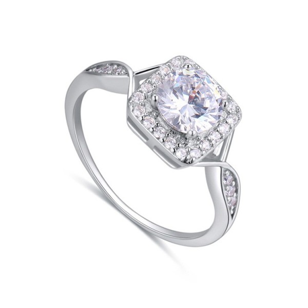 silver ring 22458