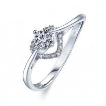 silver ring MLK25