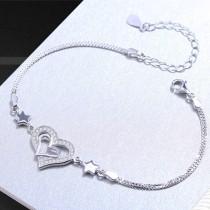 silver bracelet MLL98