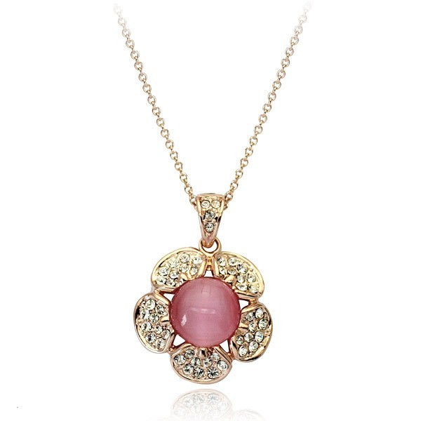 cart stone necklace 76396a