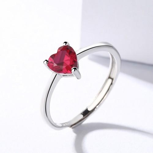 Silver Love ring MLA495