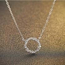silver necklace MLA746