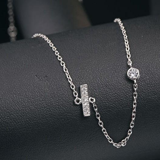 I word necklace MLA622I