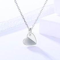 silver necklace MLA671-1
