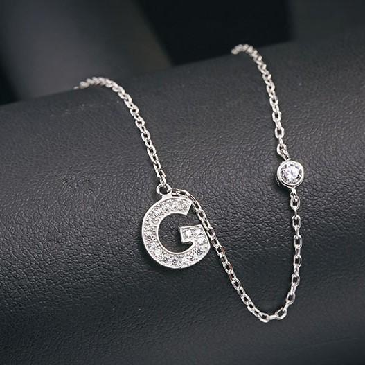 G word necklace MLA622G