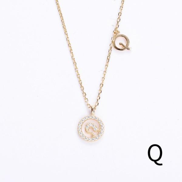 necklace MLA1573-Q
