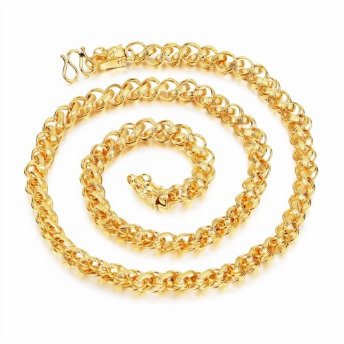 gold chain (8mm) gb0617659