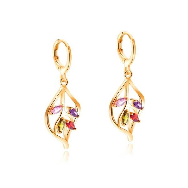 Leaf earrings gb0717727a