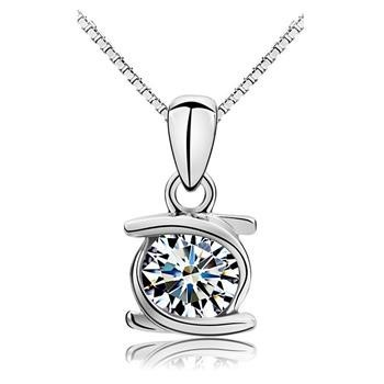 diamond necklace(with chian)011901