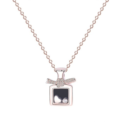 silver necklace MLA696