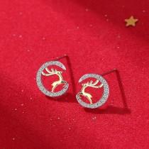 silver earring MLE1836