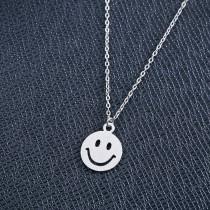 silver necklace MLA626