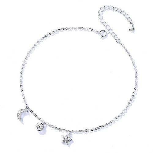 Silver Summer bracelet MLA351