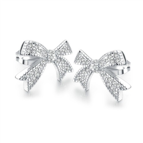 Bow earrings gb0619023