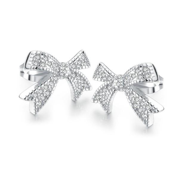 Bow earrings gb0619023