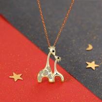 silver necklace MLA1662-1