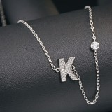 K word necklace MLA622K