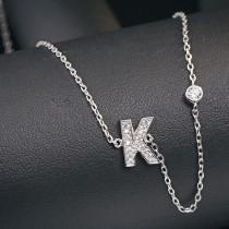 K word necklace MLA622K