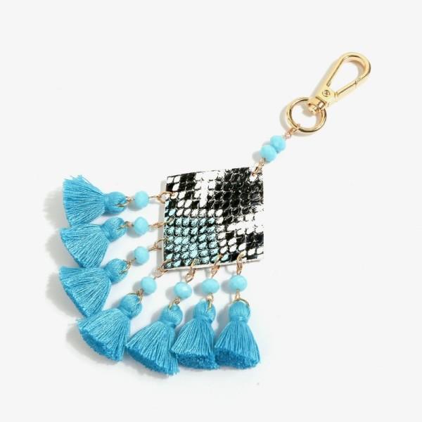 Tassel keychain MK68093-1