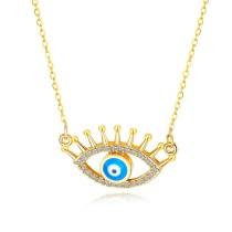Evil eye necklace gb0619456