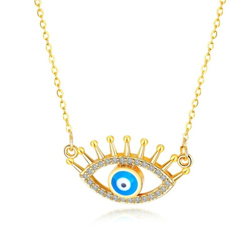 Evil eye necklace gb0619456