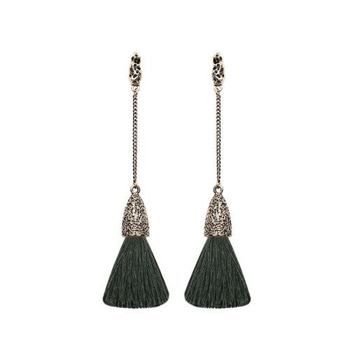 Long tassel earrings ME68472-1