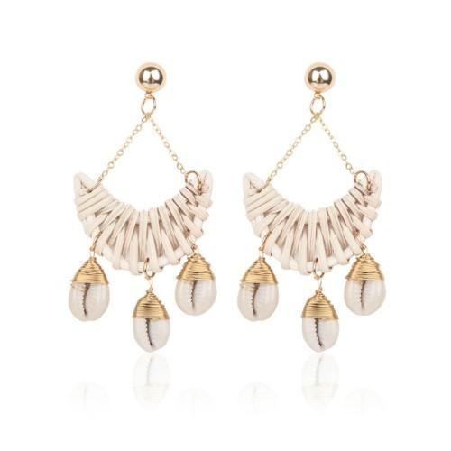 Moon tassel earrings ME68524