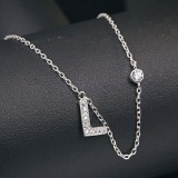 L word necklace MLA622L