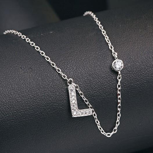 L word necklace MLA622L