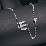 E word necklace MLA622E