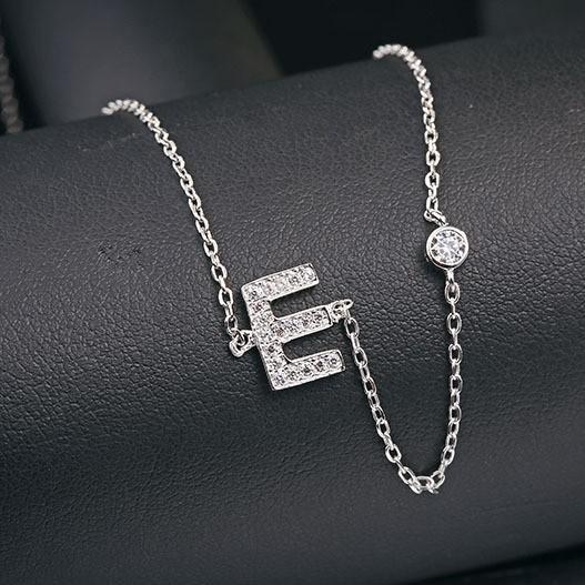 E word necklace MLA622E