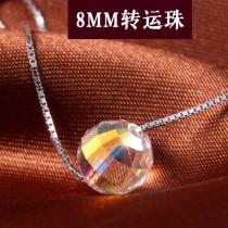 silver necklace MLA396c