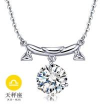 silver necklace MLA235d