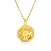Tai Chi necklace gb0417690