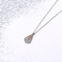 silver necklace MLA1652