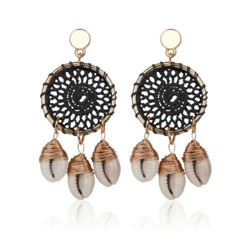 Dream catcher earrings ME68538-4