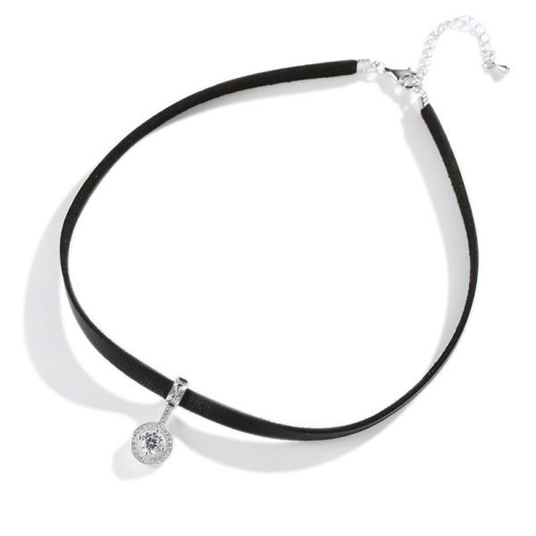 silver necklace MLA781