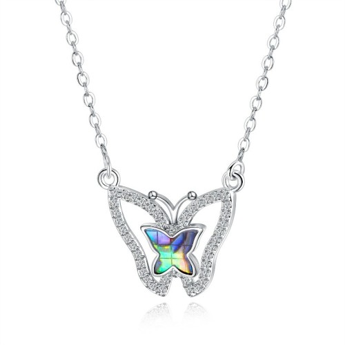 Butterfly necklace gb0619544-1