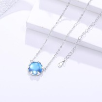 necklace MLA931-2(blue)