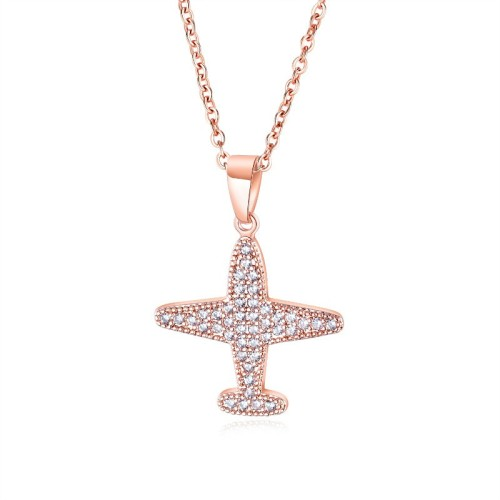 Aircraft necklace gb0619450