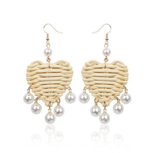 Heart earrings ME68539
