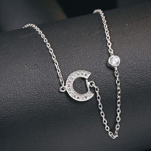 C word necklace MLA622C