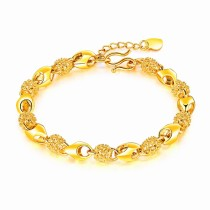 gold bracelet gb0617507