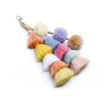Hairball tassel keychain MK68017