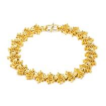 Crown Love Bracelet gb0619952
